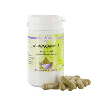 Ashwagandha (Withania Somnifera) - 60 capsules - 500 mg