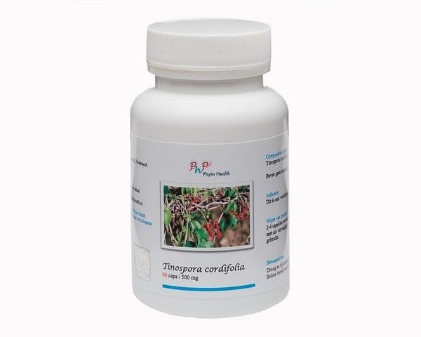 Tinospora cordifolia (Guduchi) - 60 capsules - 500 mg